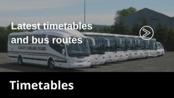Perthshire Coach Timetables